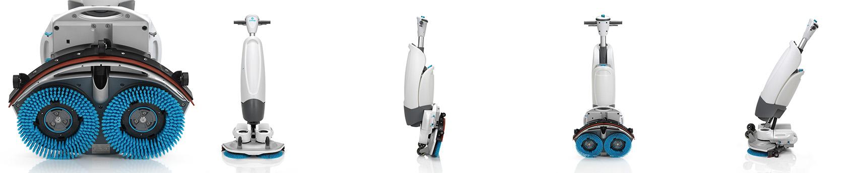 Fregadora IMOP un nuevo concepto de limpieza - Interclym