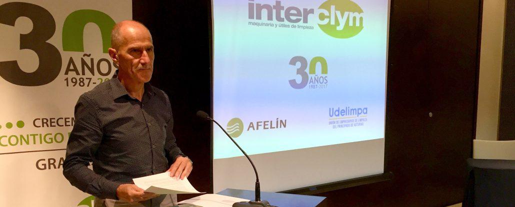 Evento Interclym 30 aniversario en Gijón
